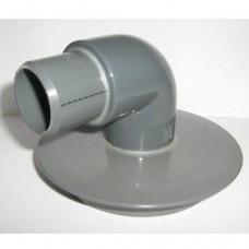 Фитинг за подочистачка на картушен филтър ТР