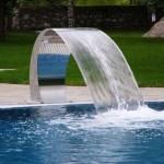 Водопад ширина 1000 мм закладна част