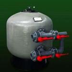 Батерия ф125 за филтър Friendly Water Pro 100 м3/ч