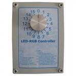 Контролер SAU за осветление - LED RGB 1-10 лунички