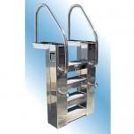 Моноблок стълба 25м3/ч метален 12 kw нагревател