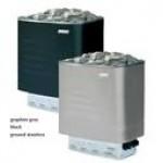 Печка електрическа NM 600 Black 6 kW за сауна с вградено управление