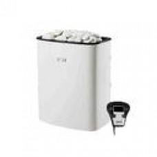 Печка електрическа 6 kW за сауна Narvi NC Electric, в комплект с електронно управление