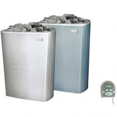 Печка електрическа 6 kW за сауна Nova Elektron, в комплект с електронно управление